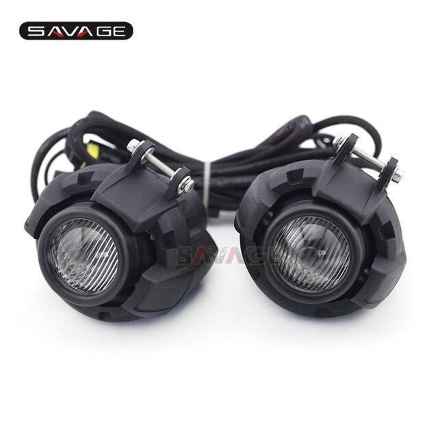 Voor SUZUKI DL 650/DL 1000 v-strom Front Universal Rijden Aux Lichten Mistlamp Combinatie Motorrijwiel accessoires