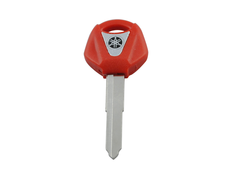for YAHAMA YZF R1 R6 FZ1 FZ4 FZ6 FZ8 XJ6 XJRSingle Trough key Motorcycle key blank with blade