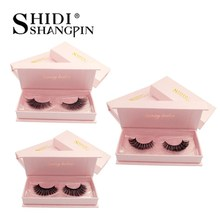 False Eyelashes 3D Mink Lashes Eye lashes Handmade Reusable Natural Long Thick Mink Eyelashes Extension Maquillaje Makeups Cilio