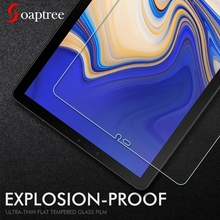 9H Tempered Glass For Samsung Galaxy Tab S4 10.5 SM-T830 SM-T835 10.5 inch Screen Protector Protective Film Glass Guard tempered glass for samsung galaxy tab s4 10 5 t830 t835 t837 screen protector film for samsung galaxy tab s4 9h premium glass