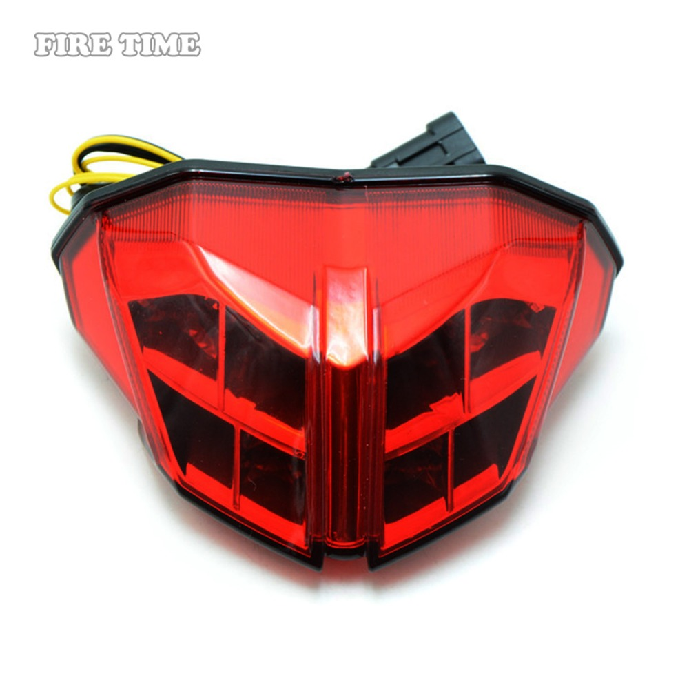 ФОТО motorcycle tail light  for DUCATI Streetfighter S 848 1100 12-14