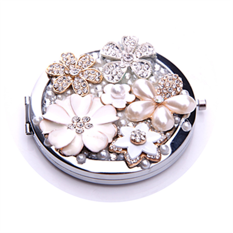 Factory Direct Lighted Makeup Mirror Compact Magnifying