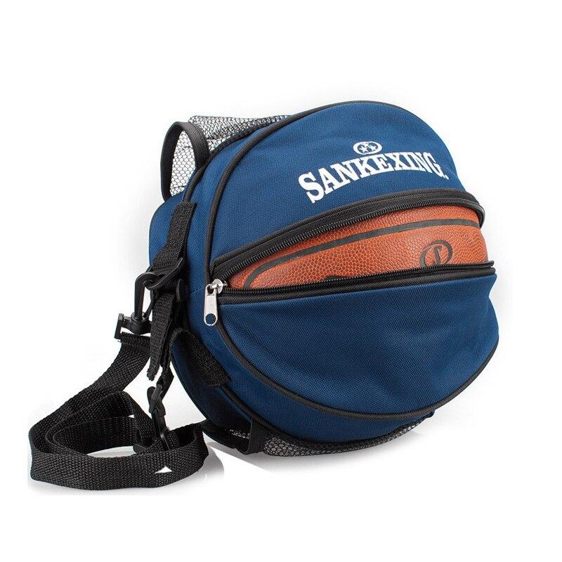 Earnest Outdoor Sports Shoulder Basketball Soccer Ball Bags Nylon Training Football Equipment Accessories Kids Kits Volleyball Bag Modern Techniques