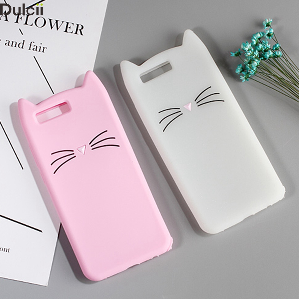 coque huawei p10 lite chat 3d