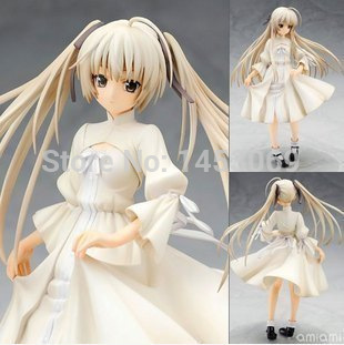 Japan Anime Yosuga no Sora Kasugano sora PVC Action Figure 20CM/7.8''Height anime yosuga no sora haruka kasugano sora gym suit sexy 1 4 scale pvc figure collectible toy 21cm sgfg239