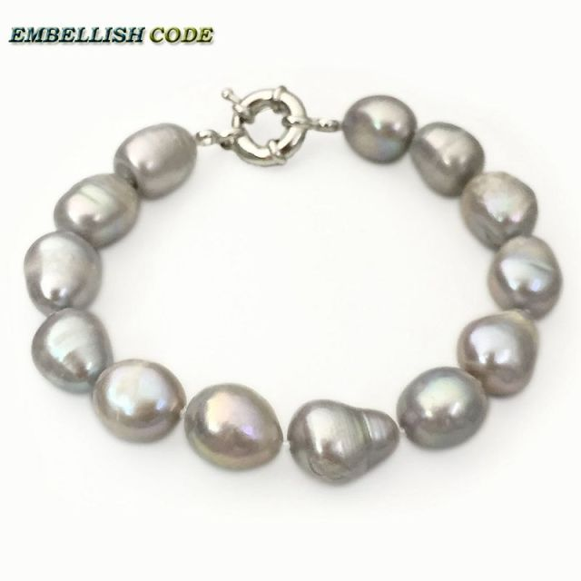 necklace irregular products pearls assorted shaped freshwater
