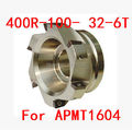 Free Shopping BAP 400R 100-32-6T 90 Degree Right Angle Shoulder Face Mill Head,CNC Milling Cutter, For APMT1604