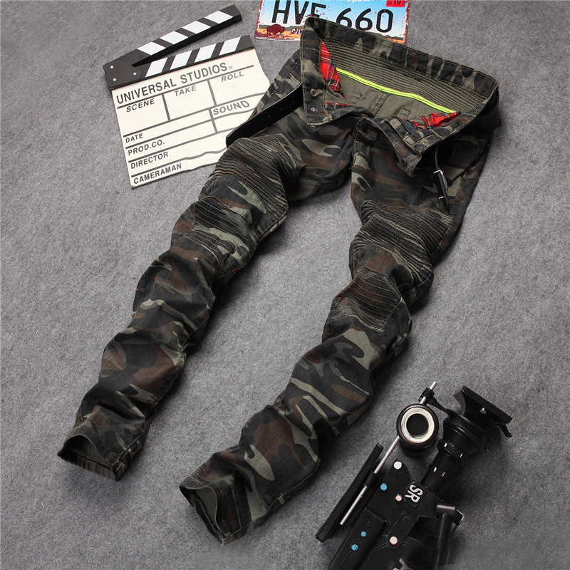 Popular Camo Skinny Jeans for Men-Buy Cheap Camo Skinny Jeans for ...