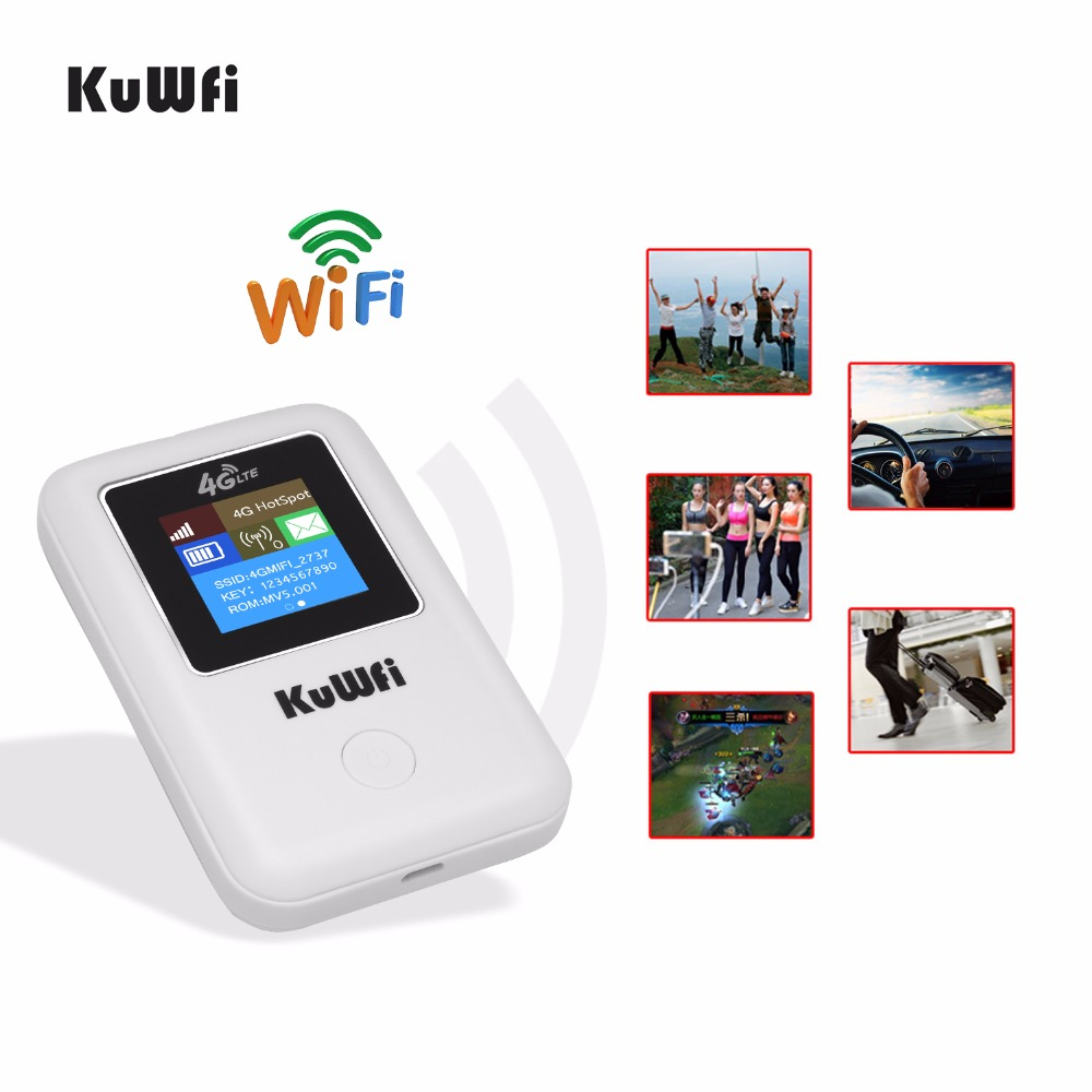wi-fi tarjeta Wifi KuWFi