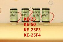 جديد الأصلي KE 25 KE 50 الأكسجين الاستشعار KE 25F3 KE 25F4