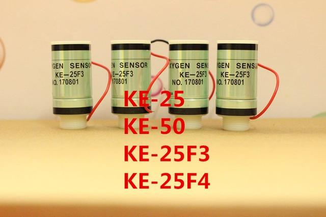 new original KE 25 KE 50 Oxygen Sensor KE 25F3 KE 25F4