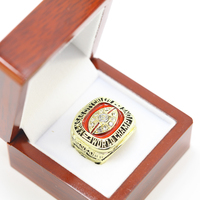 New Arrival 1969 Kansas City Chiefs Replica Super Bowl Copper High Quality Championship Rings