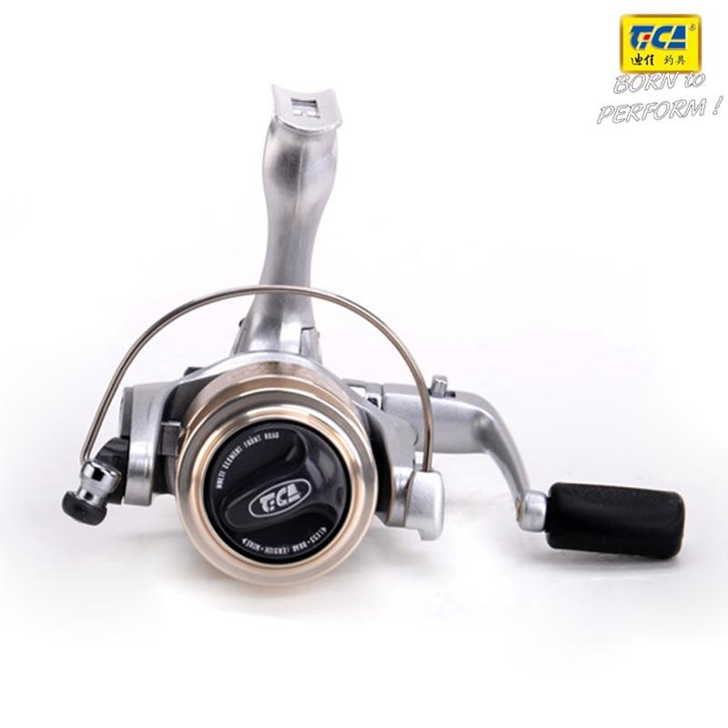 ФОТО Brand New Fishing Reels 3BB 5.2:1 Pre-Loading Spinning Wheel LT2000-4500 Series Spinning Reel Lure Fishing Tackle TICA010