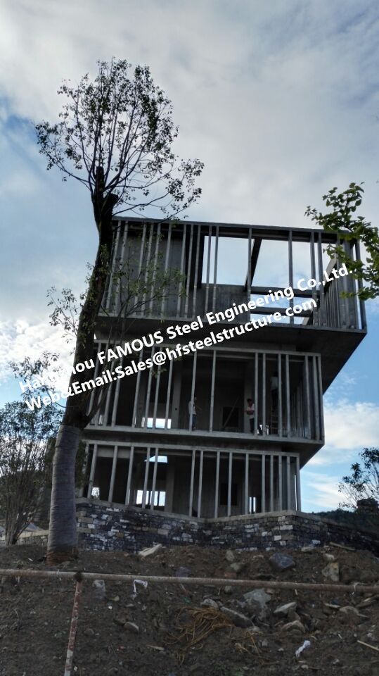 Structural Steelworks Factory Multi-storey Steel Building Manufacturer In China