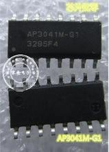 IC BCD ap3041m-g1 ap3041mtr-g1 СОП-16 2 интегральная схема