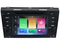 Android CAR Audio DVD Player FOR MAZDA 3 2004 2009 Gps Multimedia Head Device Unit Receiver