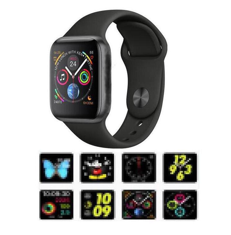 IWO 8 Series 4 Smartwatch 44 mm case Bluetooth Smart Watch for IOS Phone & Android Phone Support for IWO 8 Series 4 Smartwatch 44 mm case Bluetooth Smart Watch for IOS Phone & Android Phone Support for