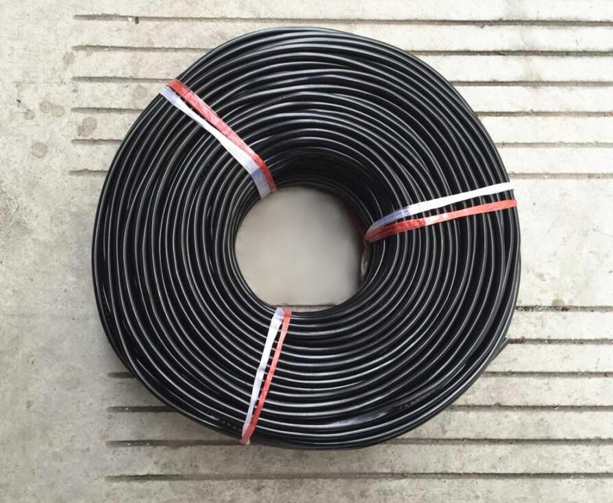 10 Meters Black PVC Electrical Wire Cord Pendant Light Cable Wire ...