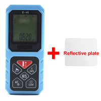Z MODEL Digital Laser Rangefinder Area Volume Calculation Laser Distance Meter Optical Tape Measure 40m 60m