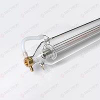 Mactron Water Cooled Head 100W CO2 Laser Tube