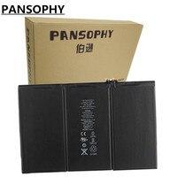 Pansophy 11560 мАч 3.7 В ноутбука Батарея A1389 для Apple iPad 3 3RD A1403 A1416 A1430 с один год гарантии