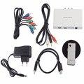 Новые HD Video Game Capture Box С Пультом Дистанционного Управления Поддержка HDCP протокол/YPBPR/HDMI Video Recorder