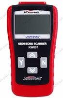 KW807/GS500 LCD OBD2 Araba Otomatik Kod Tarayıcı Teşhis Aracı