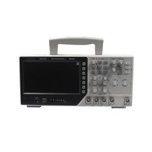 Image 2 - Hantek multimètre numérique DSO4102C Oscilloscope USB 100MHz 2 canaux 1GSa/s, écran LCD 7 pouces