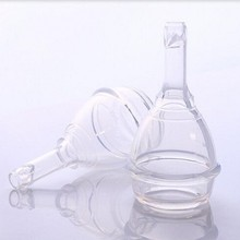2 pieces FDA Approved Reusable Lady Menstrual Cup Eco-friendly Feminine Hygiene Care Discharge Menstrual cup