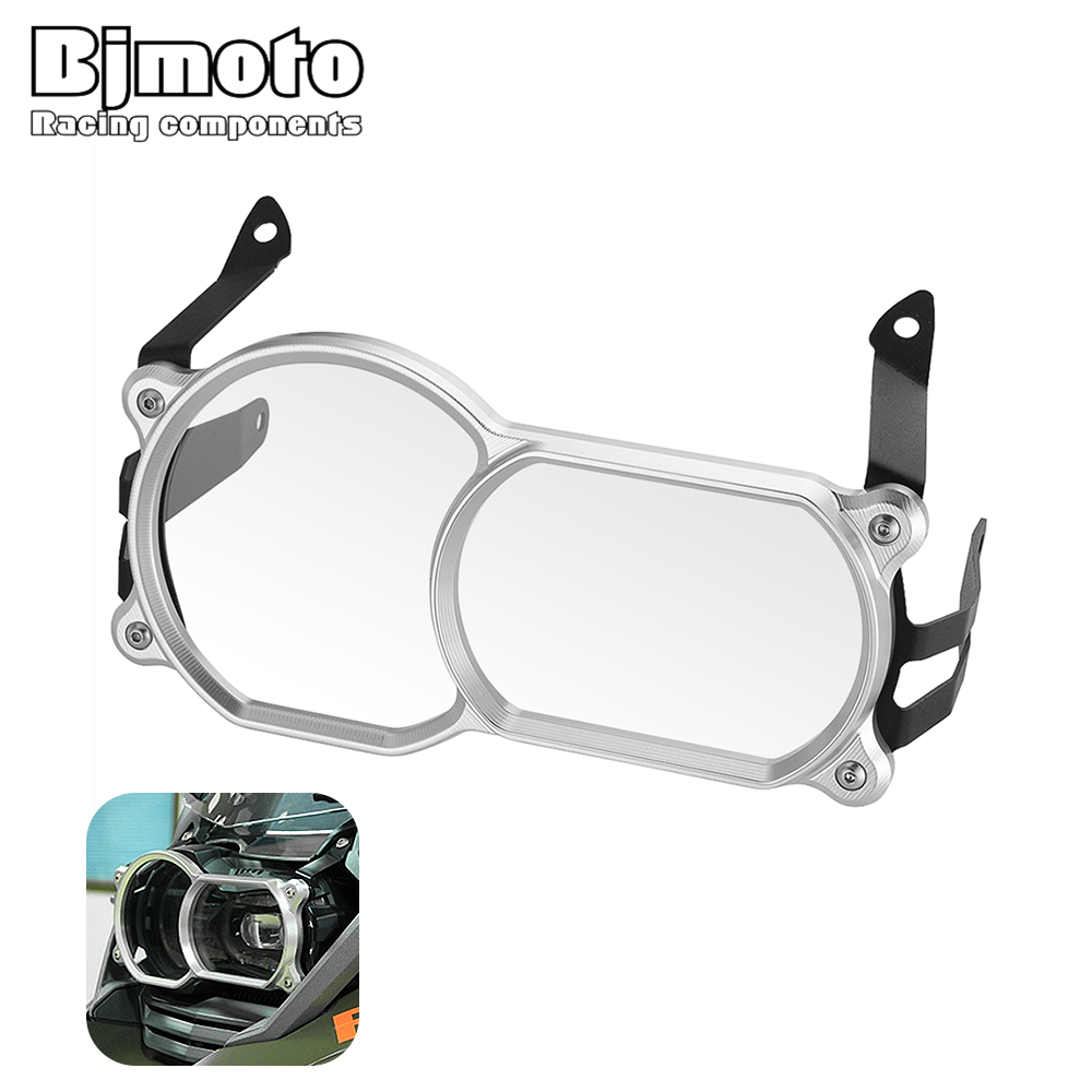 For BMW R1200GS Adventure 2014-2018 headlamp Cover Guard R1200 GS Water Cooled 2013-2018 Headlight lamp Guard Protector mounting