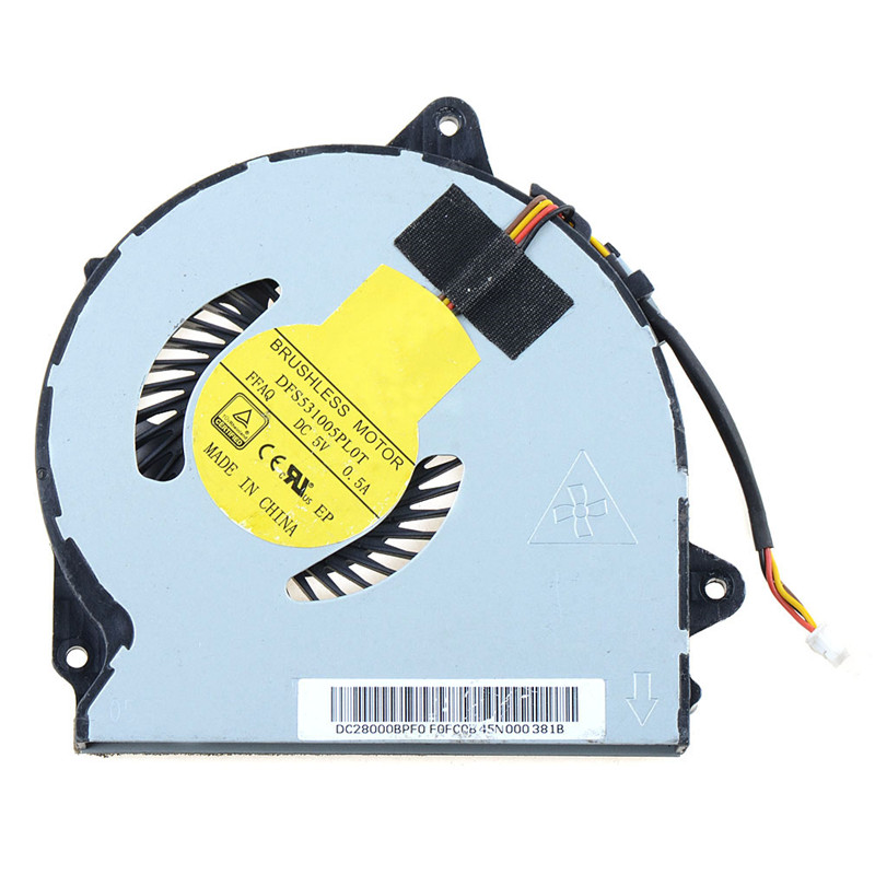 Laptops Computer CPU Cooling Fan Replacement EG75080S2-C010 Fit For Lenovo Ideapad G40 G50 G40-70 G40-30 G40-45 G50-45 4 wires laptops replacements cpu cooling fan computer components fans cooler fit for hp cq42 g4 g6 series laptops p20