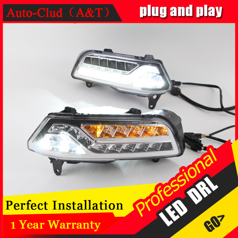 Auto Clud car styling For VW POLO LED DRL For POLO led fog lamps daytime running light High brightness guide LED DRL With steeri auto clud car styling for toyota highlander led drl for highlander high brightness guide led drl led fog lamps daytime running l