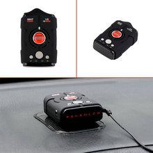 Newest V8 360 Degree Car Radar Detector 16 Band Russian/English Version LED Display Anti Radar Detector XK NK Ku Ka Laser Hot колонки supra sbd 6904