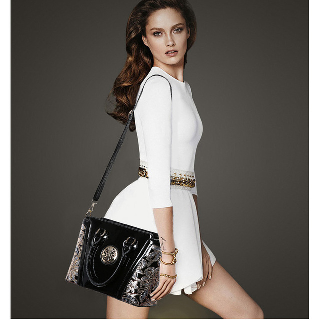 Ladies Messenger Bags Women Casual Tote Femme Fashion 2017 Luxury Women Brand Bags High Quality Handbags Crossbody Bag For Women