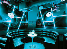 Led Coffee Table-emitting,Lounge LED,A Uniquely Designed Table Illuminated Furniture rechargeable for Bars/Christmas/events