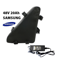 48v Battery For Electric Bike Triangle Bicycle Battery 48v 20ah 12ah 16ah 26ah Suit For Electric Scooter Usage Velo Electrique