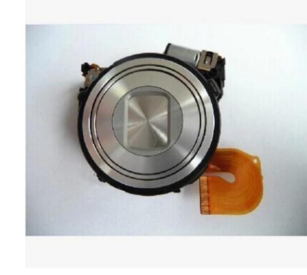 95%NEW Lens <font><b>Zoom</b></font> For Sony Cyber-shot DSC-<font><b>W730</b></font> DSC-WX60 DSC-WX80 <font><b>W730</b></font> WX60 WX80 Digital Camera Repair Part Silver NO CCD image