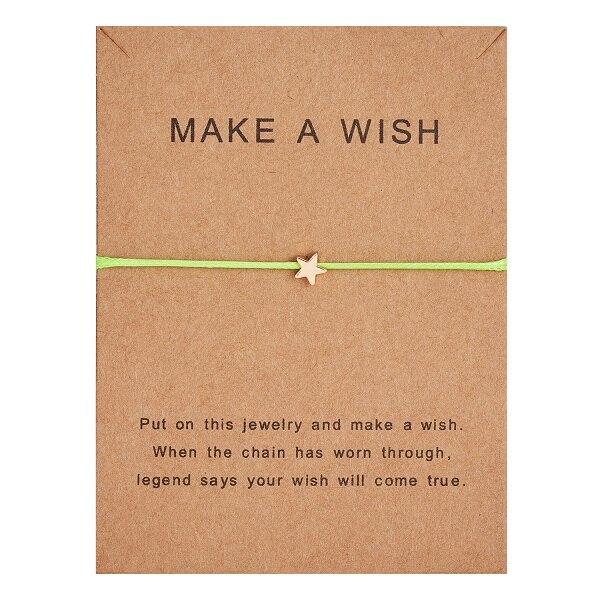 10*7,5 см Загадай перец узкое платье тканые регулируемый браслет Модные украшения подарок для Для женщин, Для мужчин, для детей - Окраска металла: BR18Y0165-5