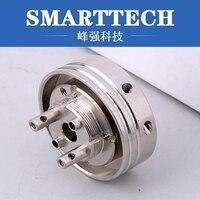 7075 Aluminum polishing prototype CNC machining