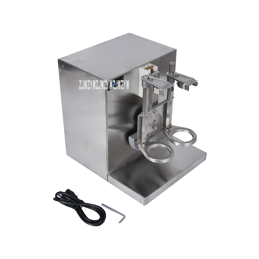Aliexpress.com : Buy Double frame Auto Bubble Tea Milk Shaker ...