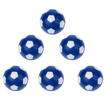 Durable 36mm Mesa Futbol Foosballs Mini Futbol Bolas Reemplazo Para