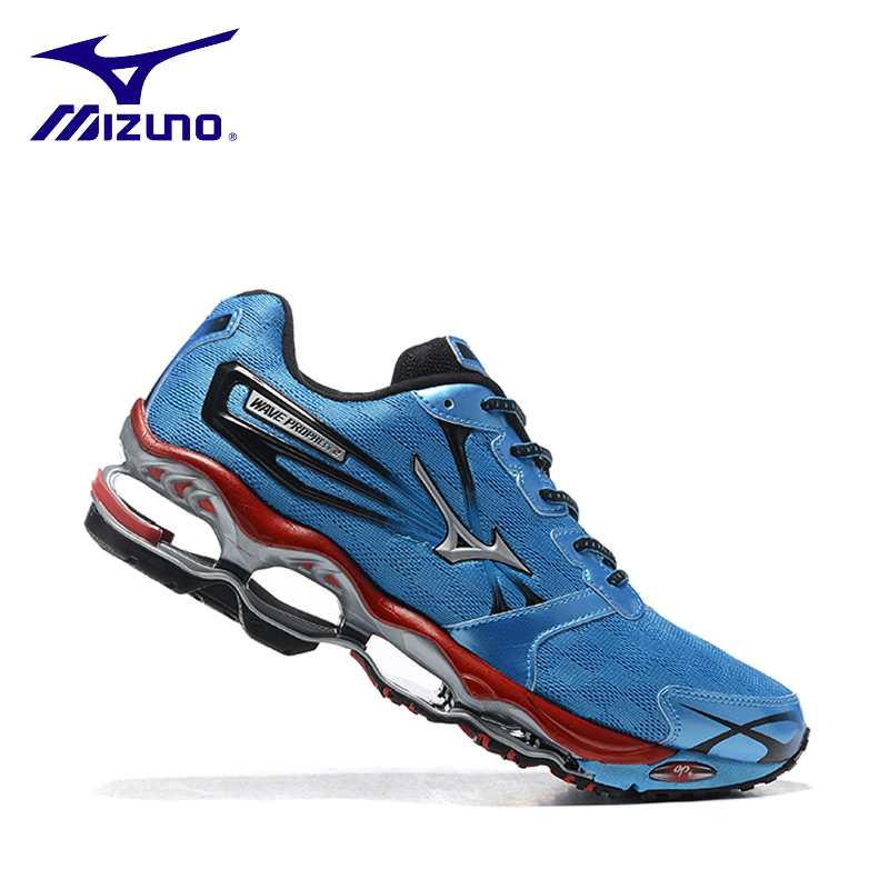 official photos 67f89 fa63e Original Mizuno Wave Prophecy 2 Men Shoes Lightweight Breathable Shoes  Footwear Loafers Men Casual Sneakers Weightlifting Shoes