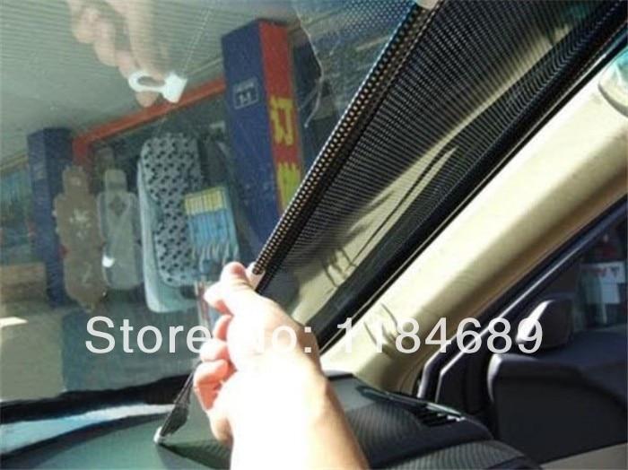 Car Front Window 40X60cm Auto Retractable Car Curtain Sunshade Windshield  Side Window Sun Shade Shield Visor Block-in Window Foils from Automobiles  ... 42bb25fc538