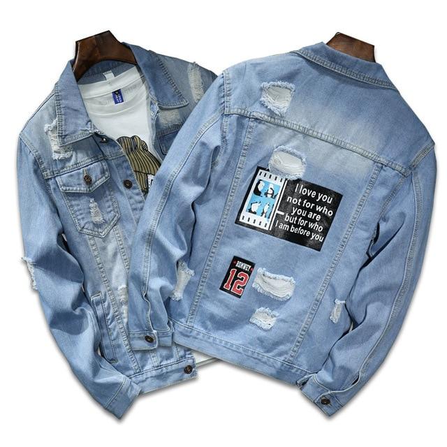 Ripped Cowboy Jackets 2