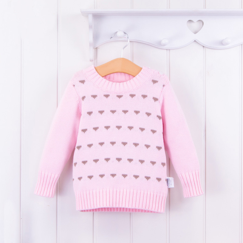 Children Sweater Spring Autumn Outwear Knitting Sweaters Baby 2016 Fashion Children Clothing Toddler Girls Boys Clothes