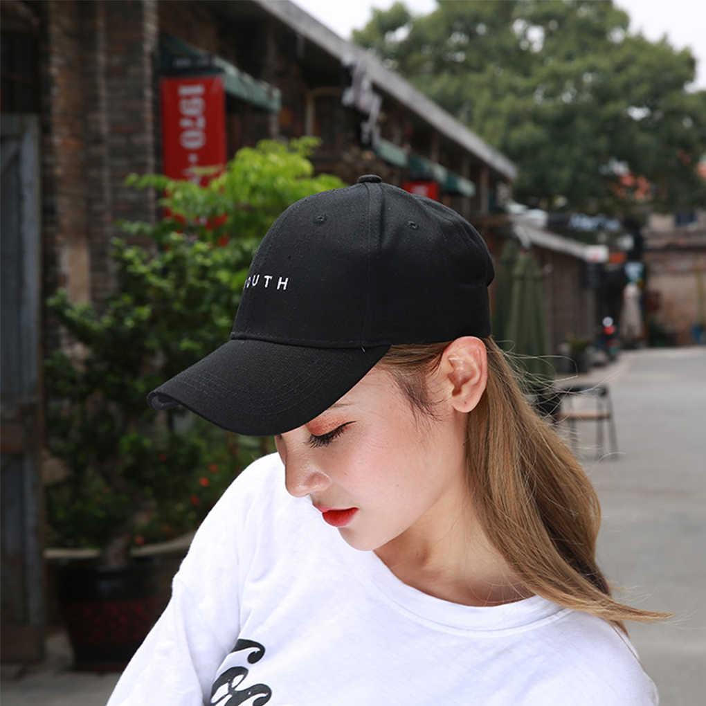 Mężczyźni kobiety haft młodzieżowa czapka baseballówka bejsbolówka z literami wydarzenia zespół kapelusz dziewczyny kapelusz słońce wypoczynek