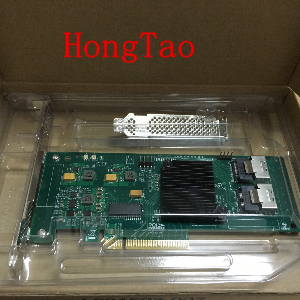 LSI Internal SATA/SAS LSI 9211-8i LSI00194 8port 6Gb/s PCI-Express 2.0 RAID Controller Card, Single, 1 year warranty AQJG new for aj735a 480937 001 sas 146gb 1 year warranty