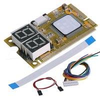5 in1 Mini PCI-E PCI LPC I2C ELPC Analizator Tester Diagnostyczny Debug Karta Zestaw C26