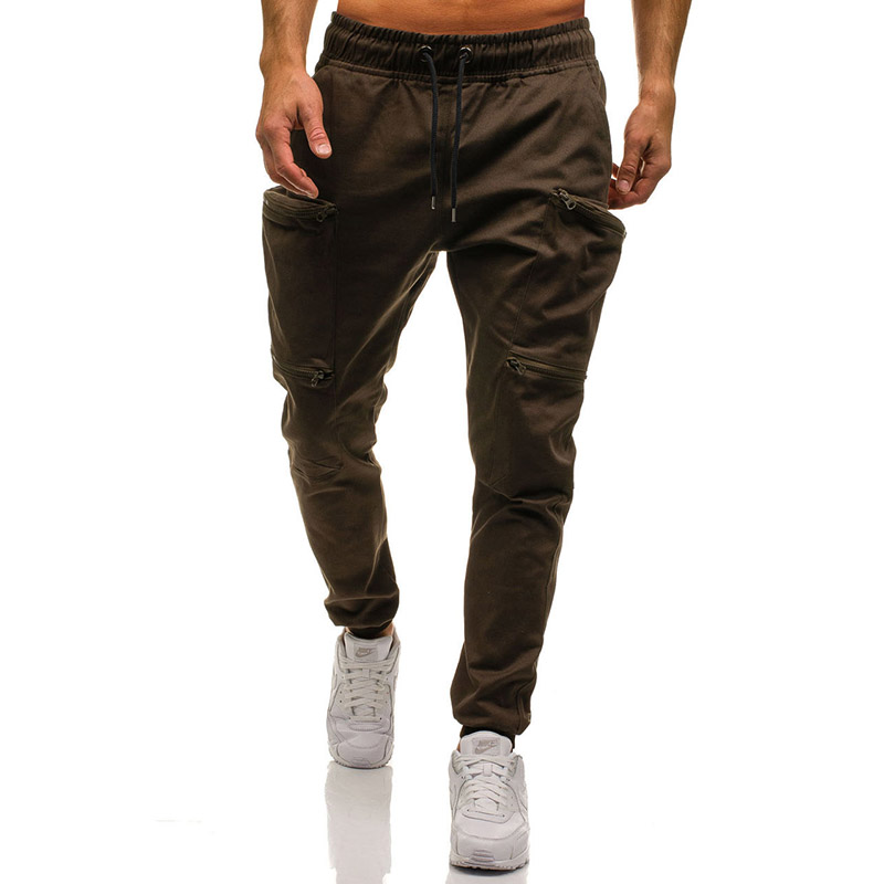 Sport wear Gym Fitness Men Jogging Pants  (1)