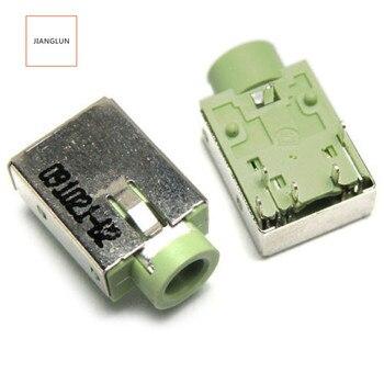 JIANGLUN Stereo Audio Headphone Jack Port Plug Socket for Dell Inspiron 17R N7010